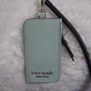 Kate Spade Cameron Card Case Lanyard